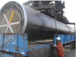 SSAW Steel Pipe, Spiral Submerged Arc Welded Pipe
